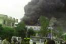 जयपुर का  V.K.I   फिर से आग के लपेट मे