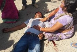 बिहार:मुजफ्फरपुर कोर्ट परिसर मे कैदी की गोली मारकर हत्या,बाइक सवार अपराधियों ने हाजत के पास मारी गोली।