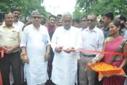 नीतीश कुमार ने दिया पटना को सौगात, पटना जंक्शन फ्लाईओवर के उद्घाटन के मौके पर बोला