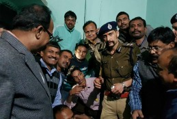 बिहार पुलिक को मिली बड़ी कामयाबी , 10 घंटे के अंदर बरामद कर लिया गया जेयाद