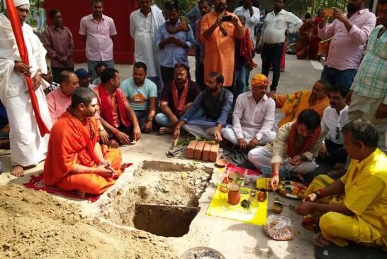 भगवान परशुराम के मंदिर का होगा जीर्णोद्धार