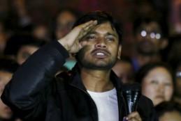 कन्हैया के द्वारा केंद्र सरकार पर हमला