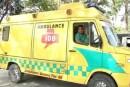नितीश सरकार में  पटना में केवल 11 सरकारी Ambulance