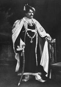 Maharajah_of_Kolhapur_1912