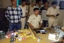 देह व्यापार के अड्डे पर पुलिस ने की छापेमारी, 6 महिला समेत 15 गिरफ्तार.