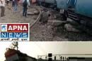 रायबरेली में बेपटरी हुई न्यू फरक्का एक्सप्रेस, 5 की मौत।