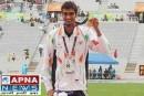 मुजफ्फरपुर के युवा ने जीता गोल्ड मेडल.