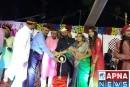 नवरात्र में भव्य जागरण का आयोजन।