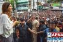 बिहार में रवीना टंडन के खिलाफ FIR दर्ज।
