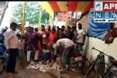कोमी एकता की मिसाल: मुस्लिम युवाओं ने की मंदिर की साफ-सफाई।