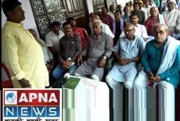 भाजपा सरकार की गलत आर्थिक नीति के कारण देश की अर्थ व्यवस्था पूरी तरह चरमरा गई – अजीत कुमार