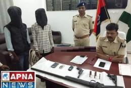 मुज़फ्फरपुर पुलिस की टीम ने मोतीपुर हाईवे पर ट्रक लूटने वाली गैंग कोकिया गिरफ्तार