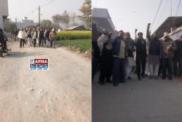 मुज्ज़फरपुर न्यूज़: मोतीपुर हाईवे पर कूरियर संचालक विक्की की गोली मारकर हत्या